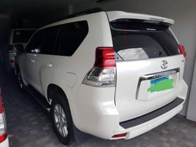 Toyota Land Cruiser Prado 2013 Automatic Gasoline for sale in Quezon City