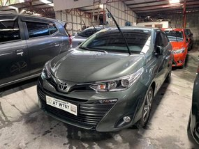 Sell 2nd Hand 2018 Toyota Vios Automatic Gasoline at 10000 km in Quezon City
