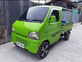 Selling Suzuki Multi-Cab 2015 Manual Gasoline in Mandaue