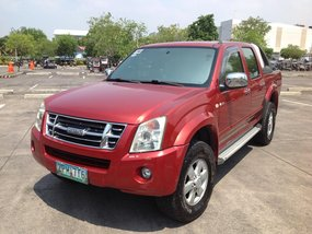 Isuzu D-Max 2008 Automatic for sale in Lucena City