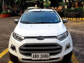 Ford Ecosport 2016 Automatic Gasoline at 20000 km for sale