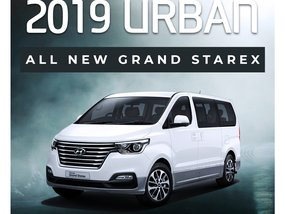 2019 Brand New Hyundai Grand Starex for sale in Quezon City