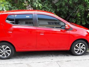 Sell Used 2019 Toyota Wigo Automatic Gasoline at 10000 km in Quezon City