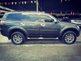 Selling Grey Mitsubishi Montero Sport 2012 Automatic Diesel in Pasig