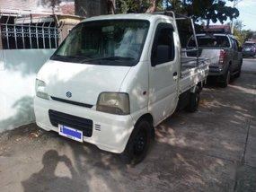 Sell 2nd Hand 2015 Suzuki Multi-Cab at 110000 km in Davao City