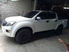 Isuzu D-Max 2016 Manual Diesel for sale in Parañaque