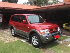 Selling 2nd Hand Mitsubishi Pajero 2007 at 80000 km in Manila