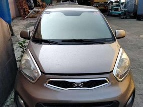 Selling 2nd Hand Kia Picanto 2011 in Manila