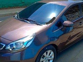 Kia Rio 2014 Sedan Manual Gasoline for sale in Mandaue