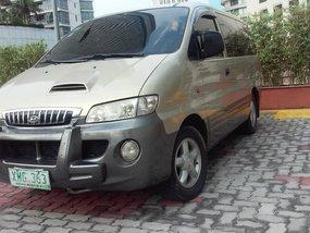 Hyundai Starex 2004 Automatic Gasoline for sale in Quezon City