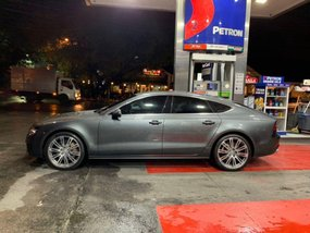 Audi A7 2012 Automatic Gasoline for sale in Quezon City