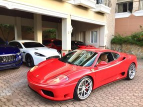 2001 Ferrari 360 Modena for sale in Makati