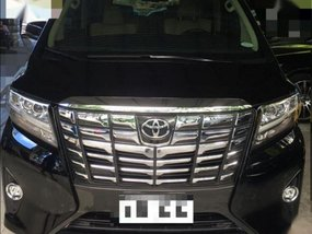 Selling Toyota Alphard 2017 Automatic Gasoline in Makati