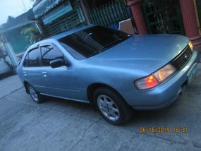 Sell 2nd Hand 1996 Nissan Sentra Manual Gasoline at 120000 km in Calamba