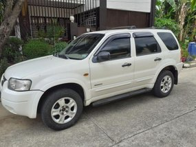 Sell 2nd Hand 2005 Ford Escape at 100000 km in Pasig