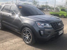 Sell 2nd Hand 2016 Ford Explorer Automatic Gasoline in Mandaue