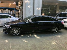 2015 Mercedes-Benz S-Class bulletproof levelb6 at 1000 km for sale