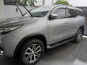 Sell 2nd Hand 2017 Toyota Fortuner Automatic Diesel at 20000 km in Quezon City