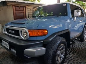 Selling 2nd Hand Toyota Fj Cruiser 2017 in Quezon City