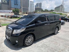 Sell Used 2018 Toyota Alphard Automatic Gasoline at 10000 km in Pasig