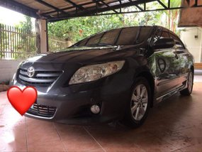 2nd Hand Toyota Altis 2008 for sale in Butuan