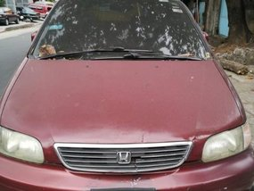 Selling Honda Odyssey 1996 Automatic Gasoline in Quezon City