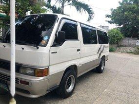 Nissan Urvan Escapade 2013 Manual Diesel for sale in Cabanatuan