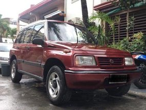 Used Suzuki Vitara 1996 for sale in Quezon City