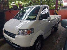 Selling White Suzuki Apv 2016 in Quezon City