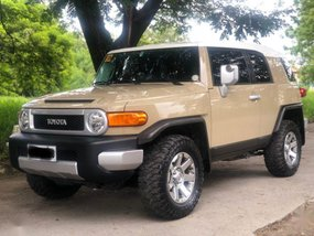 2017 Toyota Fj Cruiser for sale in Parañaque