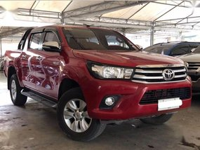 2nd Hand Toyota Hilux 2015 for sale in Manila