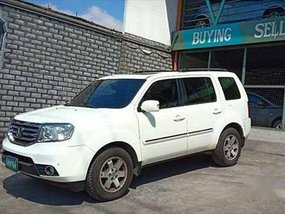 Selling Honda Pilot 2013 at 42000 km in Pasig
