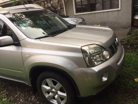 Silver Nissan X-Trail 2010 for sale in Pasay