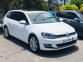Sell Used 2018 Volkswagen Golf at 10000 km in Quezon City