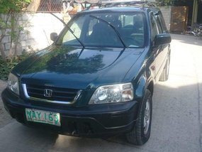 Selling 2nd Hand Honda Cr-V 1997 in Quezon City