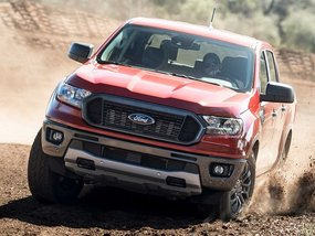 New Ford Ranger XLS SPORT 2019: More affordable than you think!