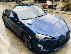 Selling 2nd Hand Toyota 86 2014 Automatic Gasoline in Pasig