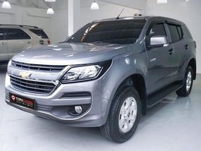 Chevrolet Trailblazer 2018 Manual Diesel for sale in Quezon City