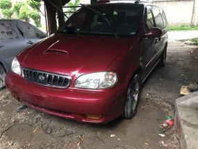 Kia Carnival 2001 for sale in Dasmariñas