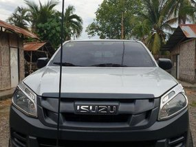 2nd Hand Isuzu D-Max 2015 for sale in Davao City