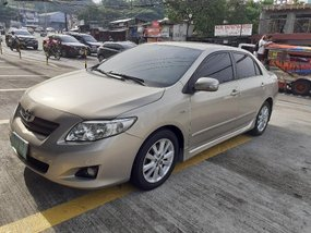 Toyota Altis 2009 Automatic Gasoline for sale in Cainta