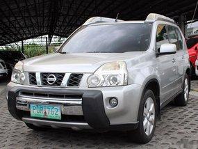 Sell Silver 2011 Nissan X-Trail in Manila