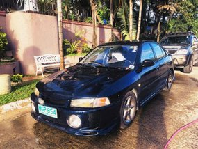 Selling Mitsubishi Lancer 1999 in Quezon City