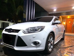 Ford Focus 2014 Automatic Gasoline for sale in Makati