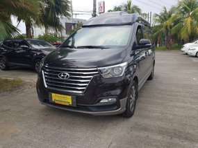 Selling Brand New Hyundai Starex 2019 Automatic Diesel at 3000 km in Angeles