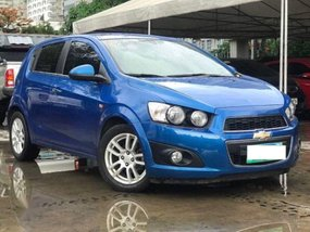 Sell 2nd Hand 2013 Chevrolet Sonic Hatchback in Makati