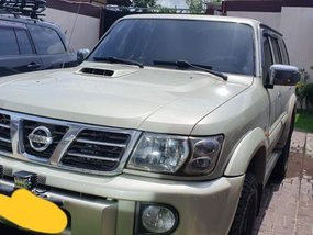2nd Hand Nissan Patrol 2004 for sale in Lipa