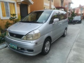 Like New Nissan Serena for sale in Dasmariñas