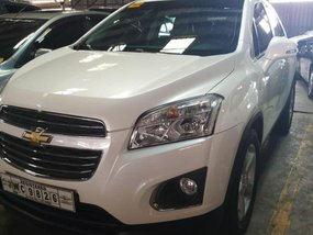 Selling 2nd Hand Chevrolet Trax 2016 at 30000 km in Meycauayan