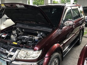Selling Red 2012 Isuzu Sportivo in Isabela